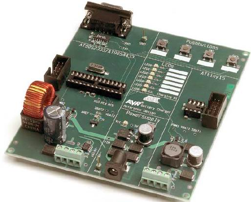 зарядное устройство на микроконтроллерах - СХЕМЫ ДЛЯ ВСЕХ.