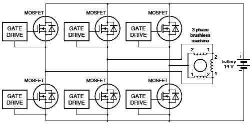 Гибридная схема подключения