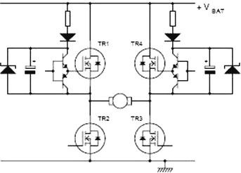 Управление током схема