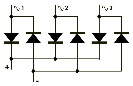 Функция диода на схеме