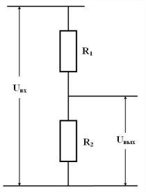 ...зависящий от материала проводника. (температура плавления и пр)... Схематично это делитель напряжения из двух...