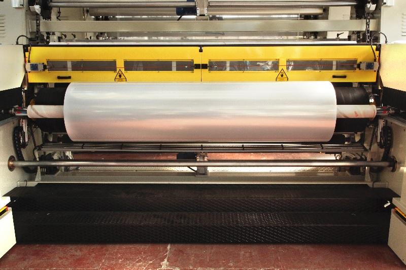 Производство полиэтиленовой пленки на заказ