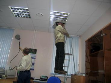 Предлагаем услуги по проверке помещений на наличие подслушивающих устройств (жучков)...