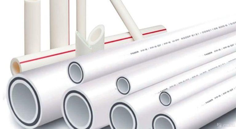 Полипропиленовые трубы для водопровода и фитинги к ним