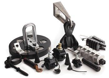 Арматура для провода и кабеля СИП