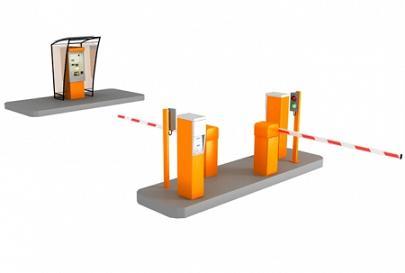 Автоматические системы платной парковки