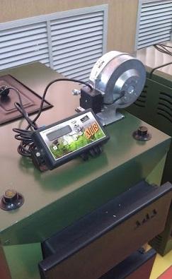 Автоматизация твердотопливных котлов