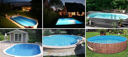 Бассейны для загородного дома