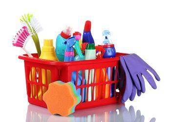 Бытовая химия: средства для уборки