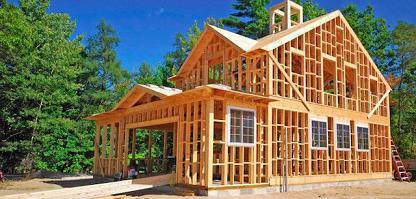 Канадская технология строительства домов