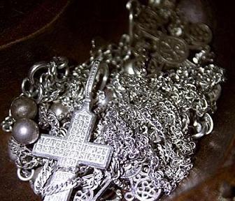 Церковное серебро