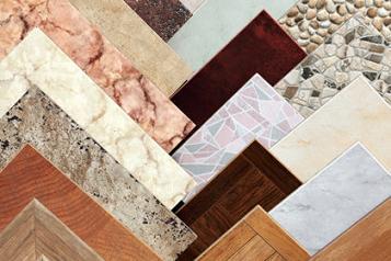 Керамическая плитка для напольных покрытий