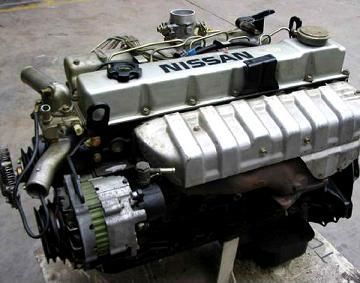 Контрактный двигатель Ниссан
