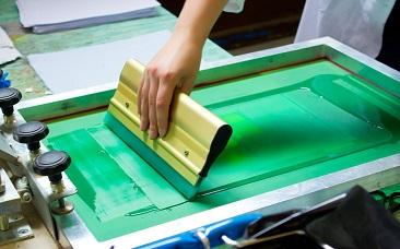 Краски для шелкографии