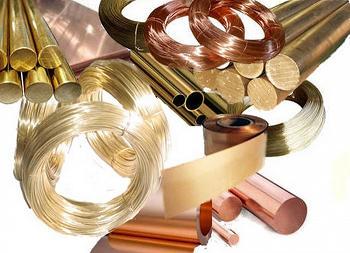 Промышленный прокат цветных металлов