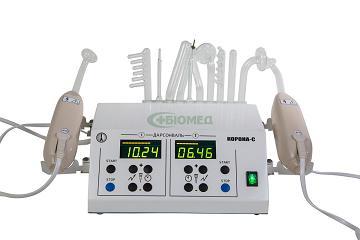 Медицинское оборудование для дарсонвализации