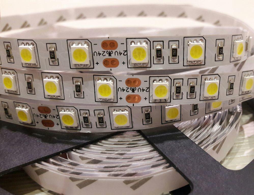 Светодиодная лента 24 вольта