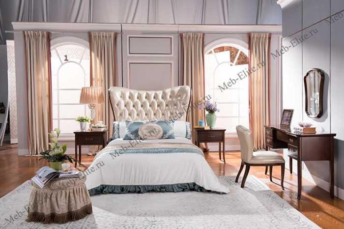 элитные спальни из китая