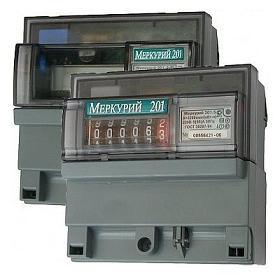 Электросчетчик меркурий-201