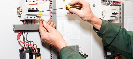 Оборудование для монтажа электросетей