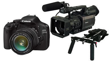 Коммерческая фото и видео съемка