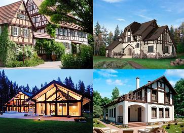 Фахверковые дома