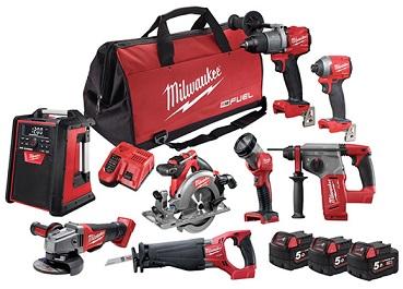 Инструменты Milwaukee