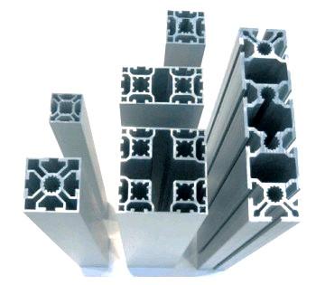 профиль алюминиевый конструкционный