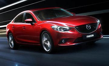 Современные автомобили Mazda