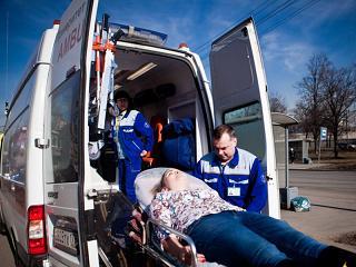 Медицинская перевозка