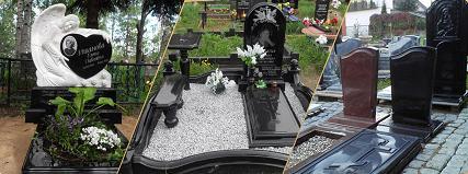 Памятники для могилы