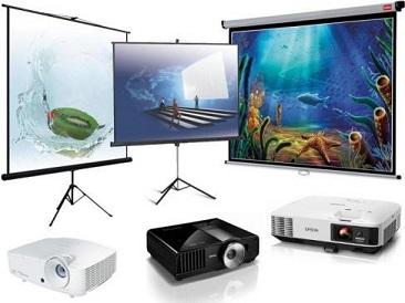 Мультимедийные видеопроекторы