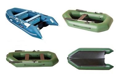 Современные надувные лодки