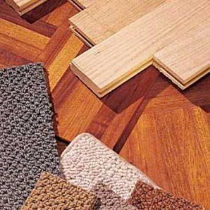 Современные напольные покрытия