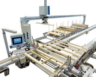 Оборудование для деревянного каркасно-панельного домостроения