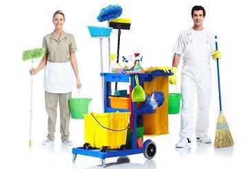 Оборудование и материалы для профессионального клининга