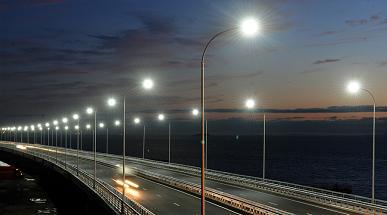 Опоры освещения дорог