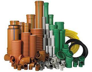 Трубопроводные системы из пластика
