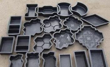 Пластиковые формы для литья из бетона