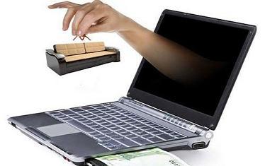 Покупка мебели онлайн