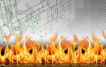 Планы пожарной эвакуации