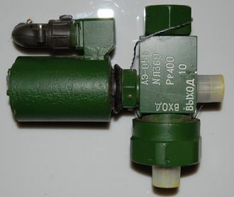 Электропневмоклапан АЭ-058