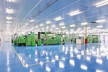 Промышленное светодиодное освещение