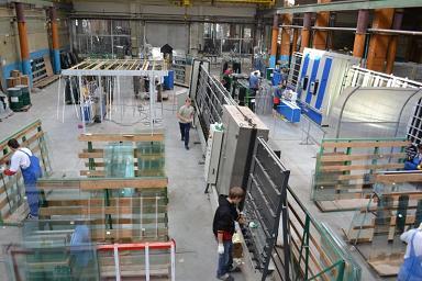 Производство оконных стеклопакетов