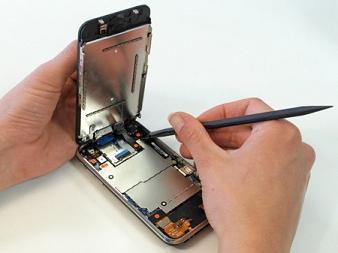 Ремонт iPhone с выездом мастера