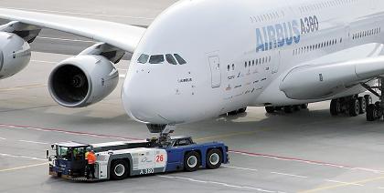 Самолетные тягачи