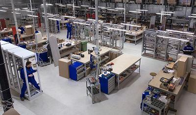 Сборочное производство электрощитов