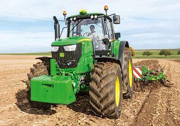 Сельскохозяйственные тракторы