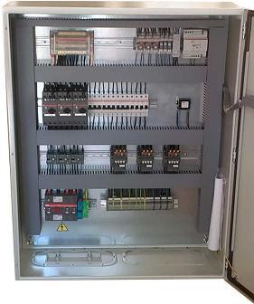 Шкафы управления для холодильного оборудования