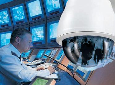 Современное охранное видеонаблюдение